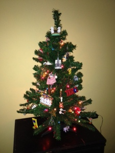 "My ""amalgam"" tree"
