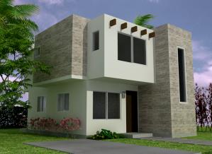 House (artist's sketch)