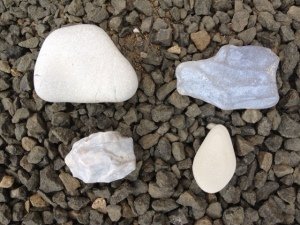 If you were Jesus, which white stone would you choose for me?