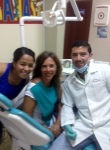 My new dentists