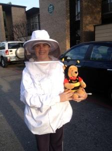 Bee girl!