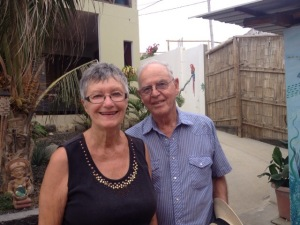 My very good friends, Jane & Jim
