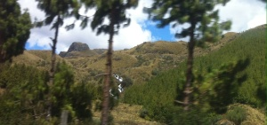Photos can't do justice to the beautiful scenery in Cajas National Park